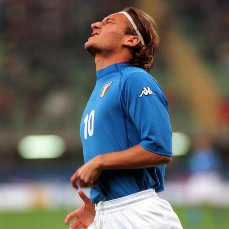 Totti's Worn Shirt, Partita del Giubileo 2000