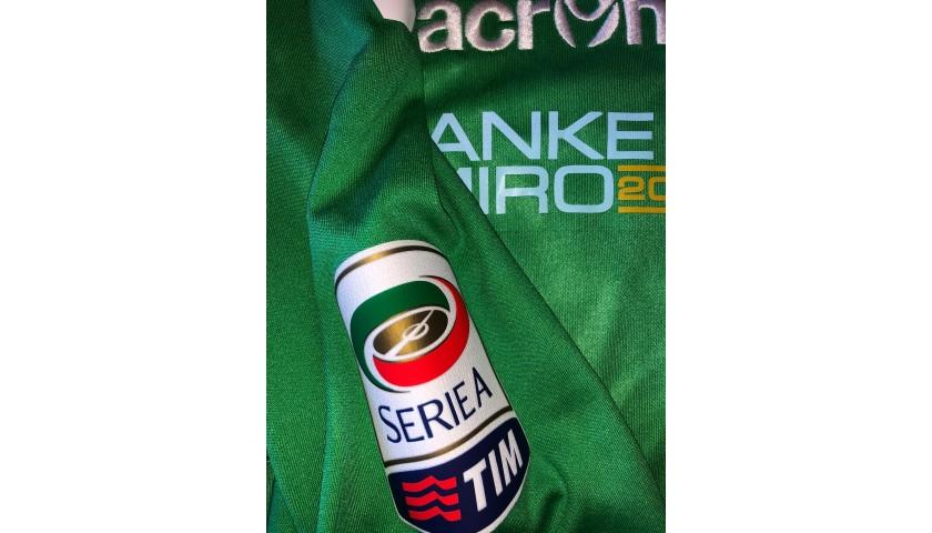 Guerrieri's Match Shirt, Lazio-Fiorentina 2016 - Danke Miro