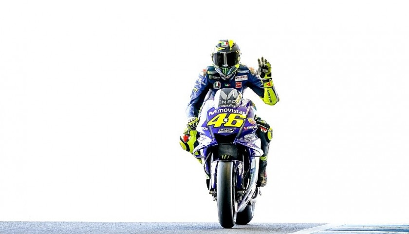 Get on Track with Valentino Rossi - last chance