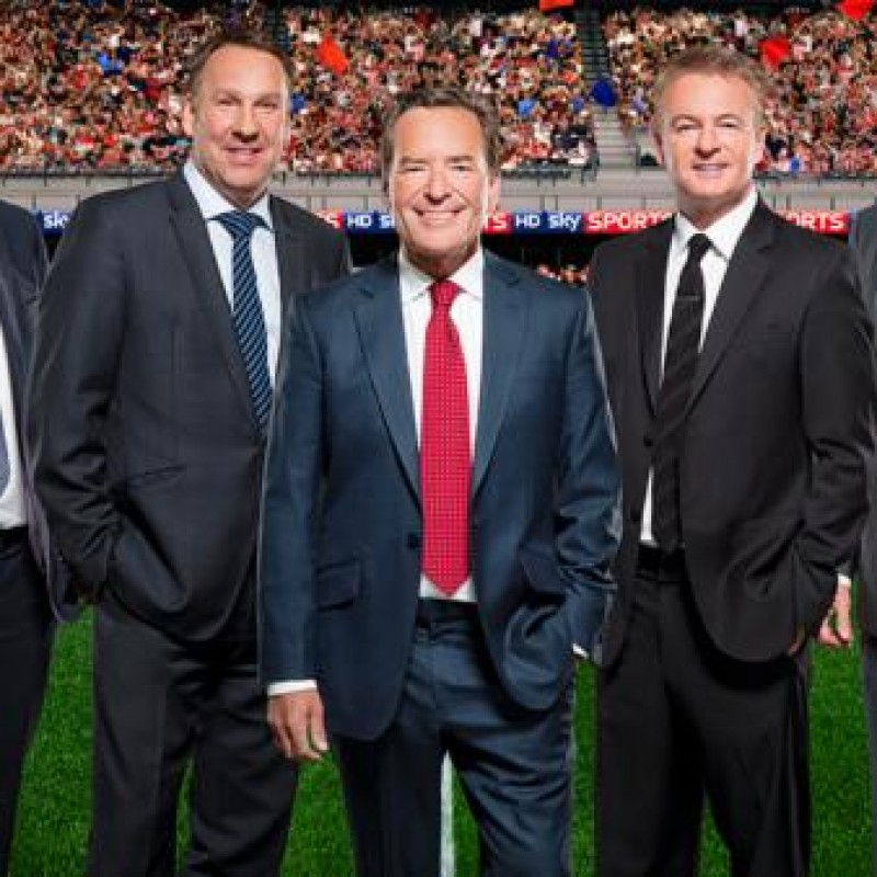Watch Gillette Soccer Saturday Live and Meet Jeff Stelling and Team