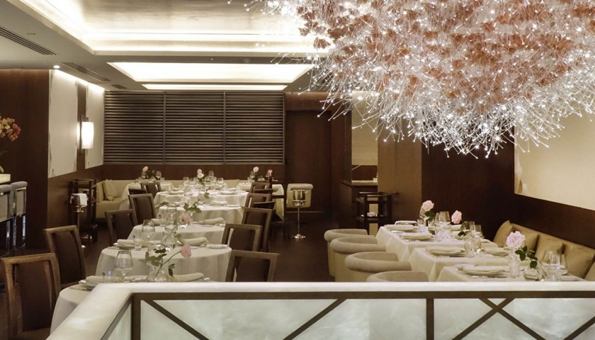 Dinner for two at the QP LDN in Mayfair
