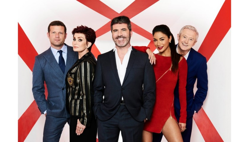 X Factor Live Show Tickets