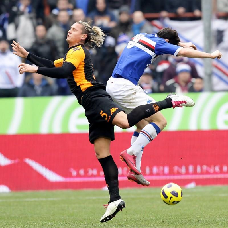 Mexes' Roma Match Shirt, 2010/11