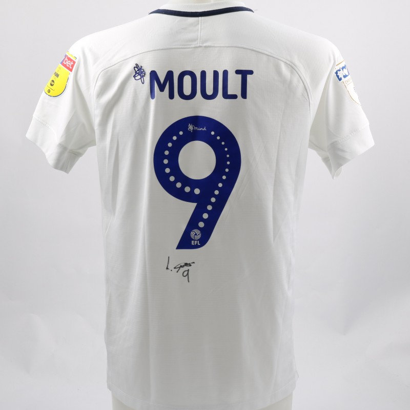 Moult's Preston Worn and Signed Poppy Shirt