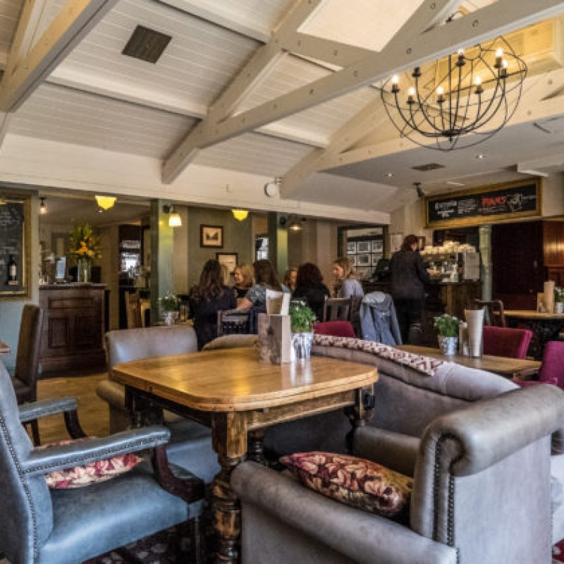 Overnight Stay with Breakfast at Rose and Crown Hotel