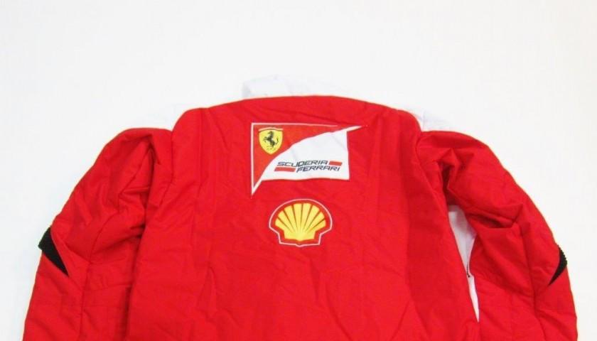 orologio 7c2b2 dc56d Giacca ufficiale della Scuderia Ferrari autografata da Kimi Raikkonen! -  CharityStars