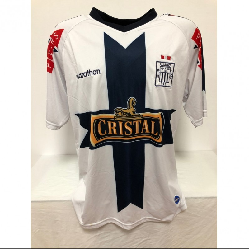 Club Alianza Lima Match Shirt, 1996 Season