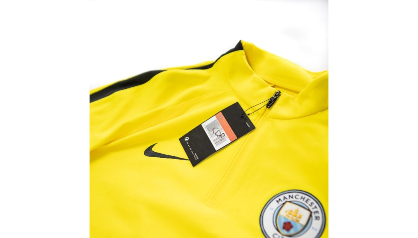 Manchester City PUMA 2019/20 Signed Kevin De Bruyne Training Jersey