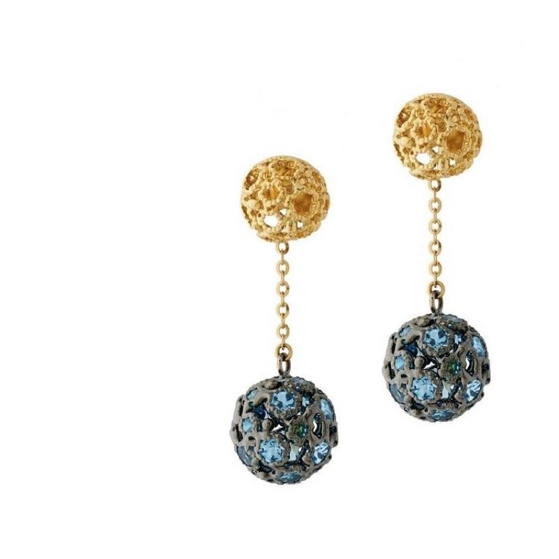 Diemmeffe Gioielli earrings in gold