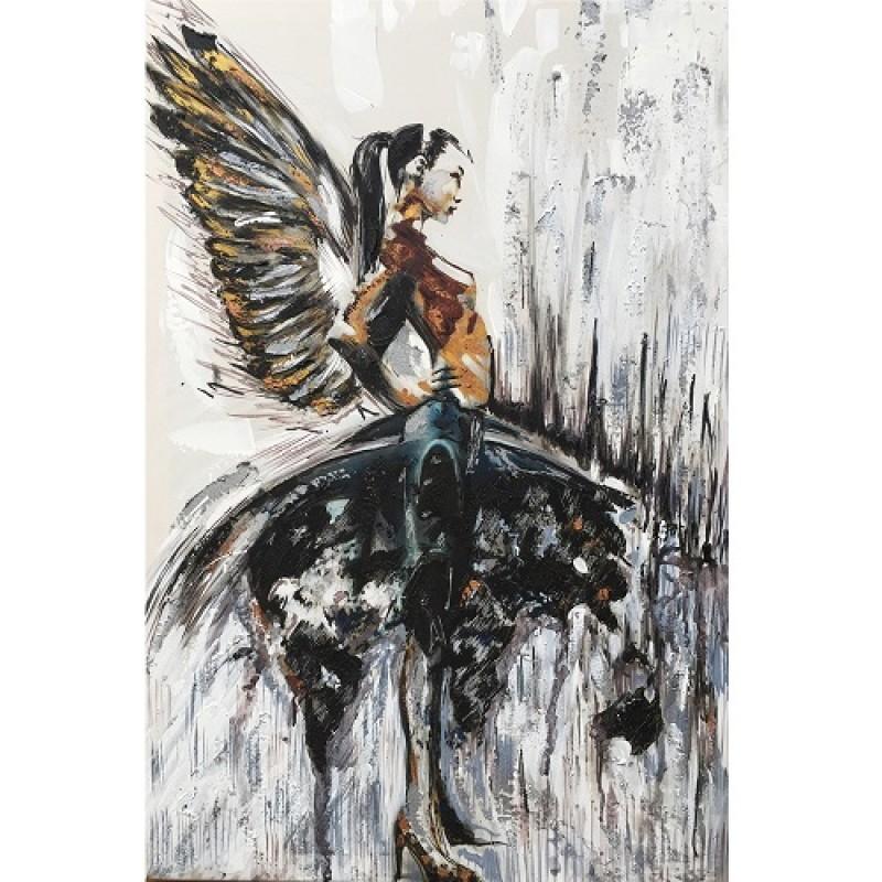 """Black Angel"" di Sara Digiovanni"