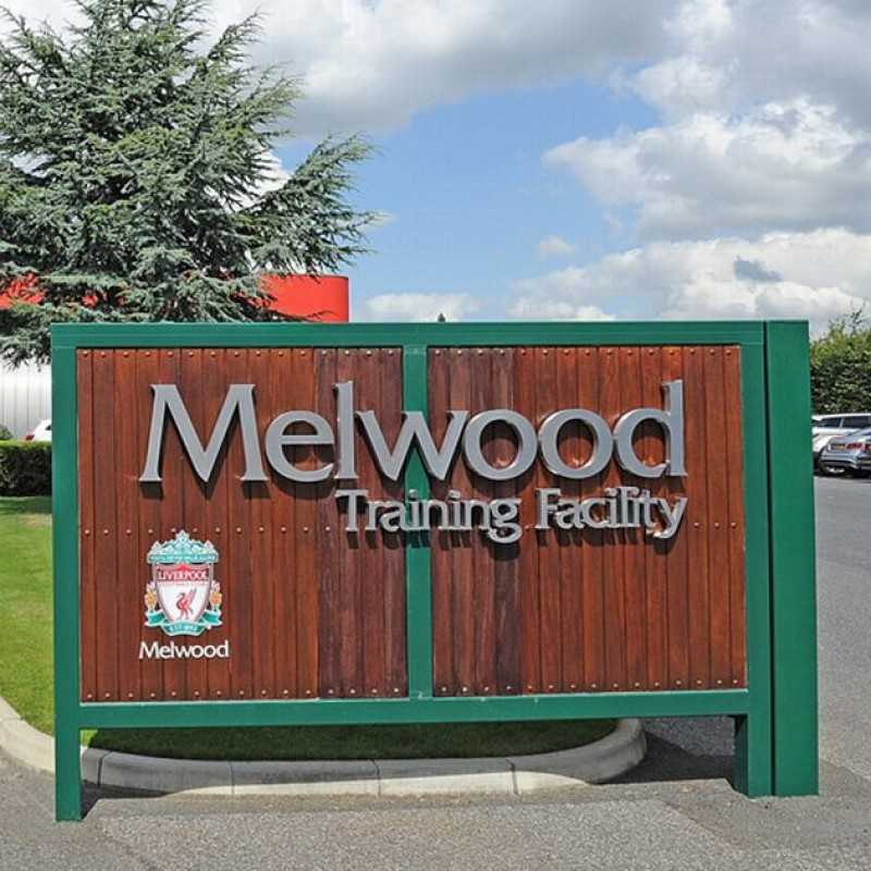 LFC Trip to Melwood for 2