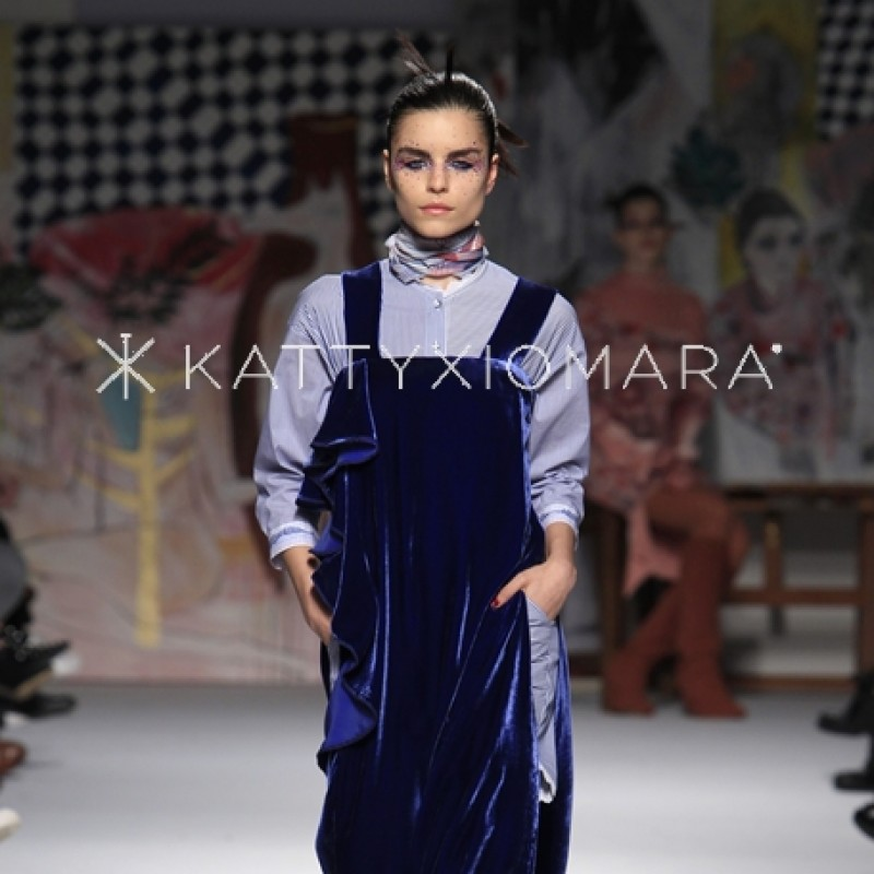 Attend the Katty Xiomara F/W 2019/20 Fashion Show