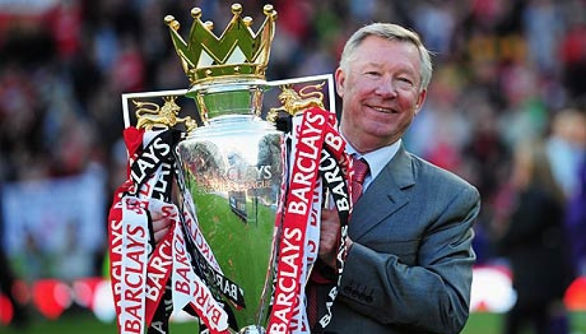 Exclusive Experience with Football Legend Sir Alex Ferguson