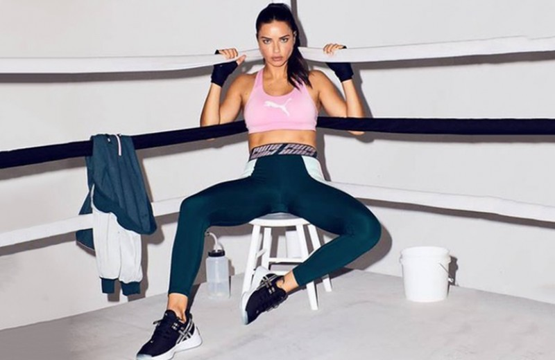 PUMA Leggings and Bra