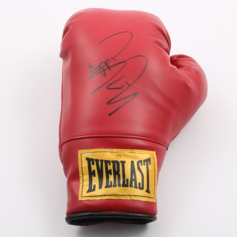 Sylvester Stallone's Signed Everlast Boxing Glove