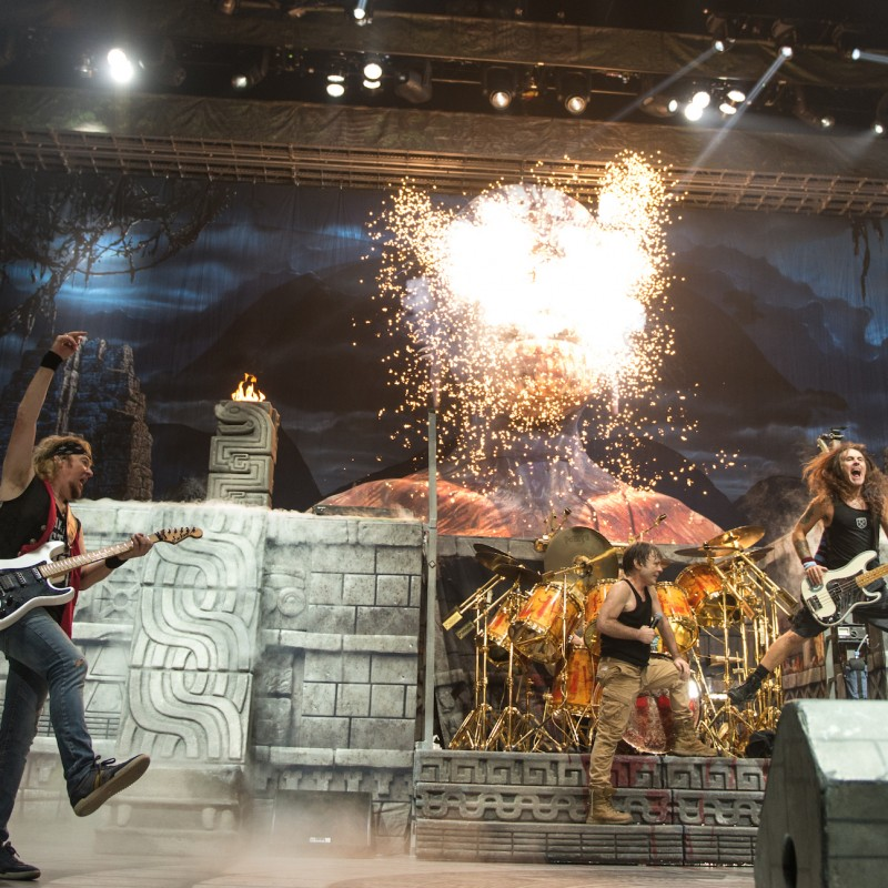 See Iron Maiden Live with Rod Smallwood in Brooklyn