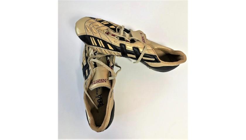 Asics Football Boots Worn by Alessandro Nesta