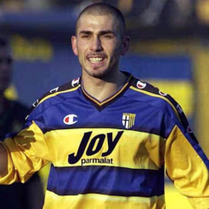 Maglia gara Parma Calcio Primavera, 2001/02