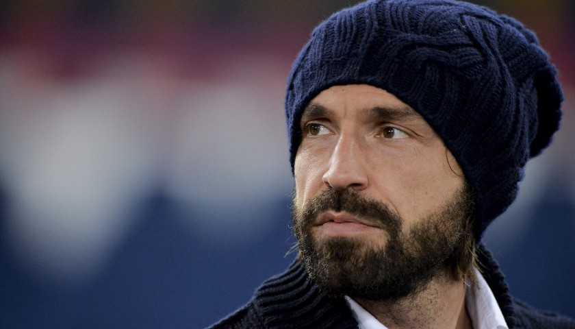 Meet Andrea Pirlo and Take Home the Official Football From the Game