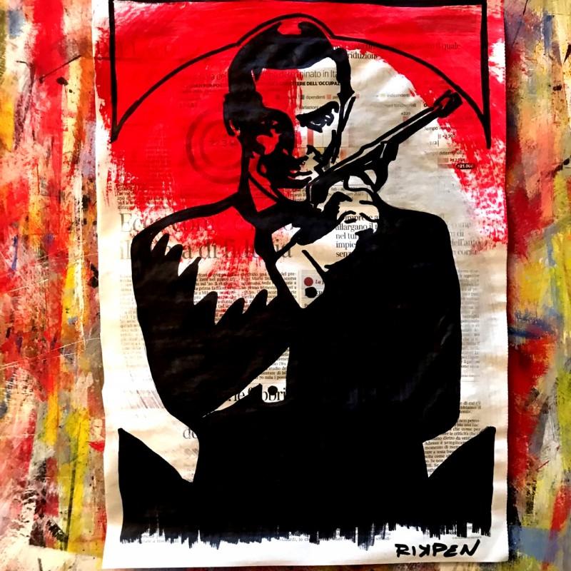 """007"" Original Board by Riccardo Penati"