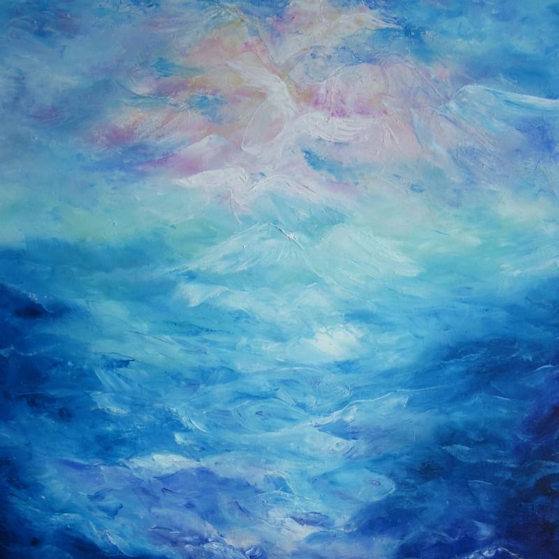 """""""Il volo"""" by Anne Delaby"""