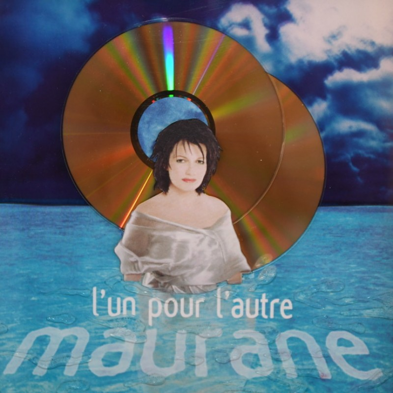 Maurane's Double Golden Disk