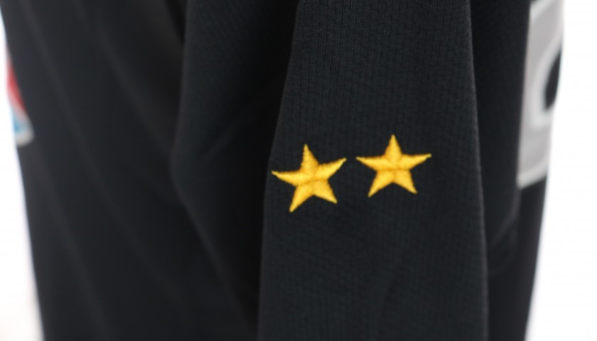 Zalayeta's Juventus Match Shirt, 2006/07