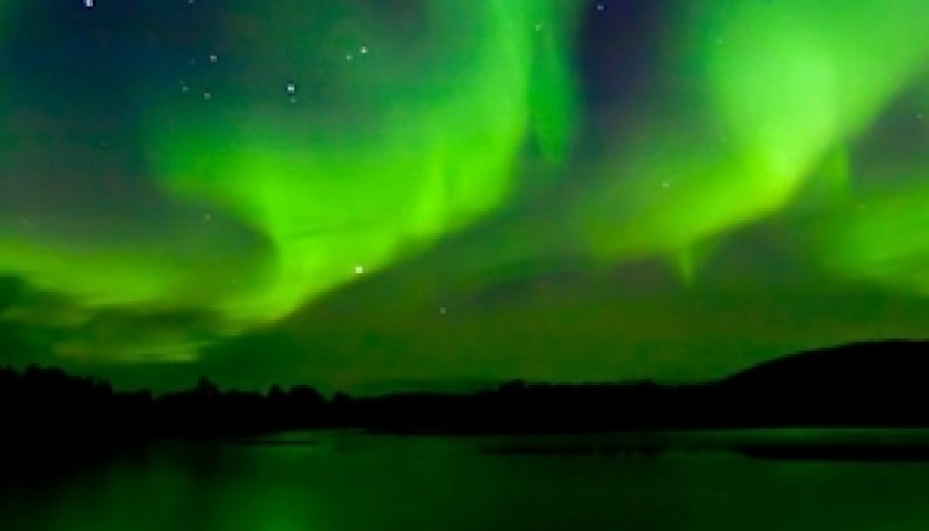 Hunting Down The Northern Lights Flight For 2
