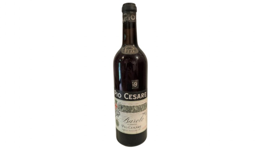 Bottle of Barolo Classico, 1959 - Pio Cesare