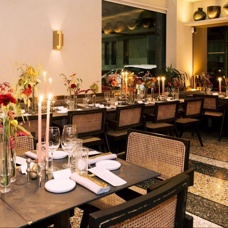Dinner for 2 at Cittamani restaurant in Milan