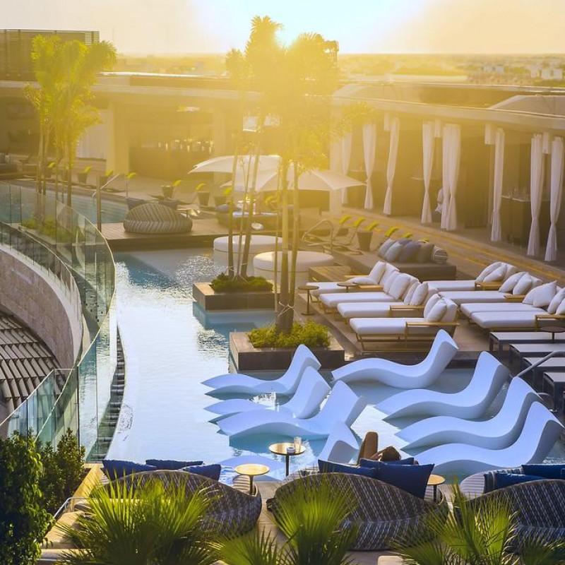Enjoy a 3-Night Stay at the Thompson Playa Del Carmen Hotel