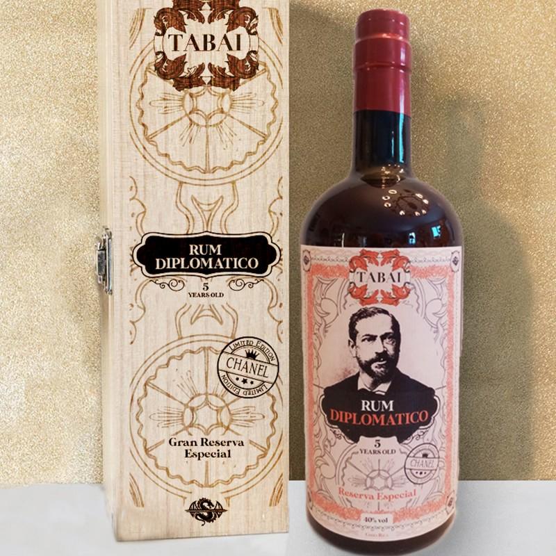 Tabai Diplomatico Gran Reserva Rum