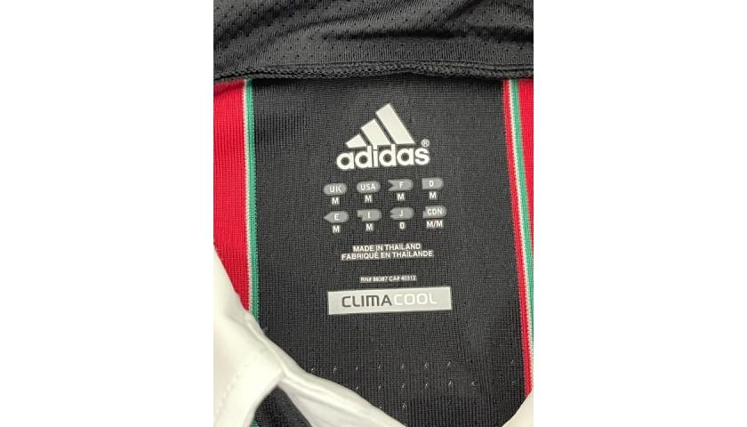 Gattuso's Milan Official Signed Shirt, 2012/13