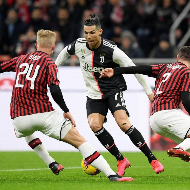 Enjoy the Juventus-Milan Match + Hospitality