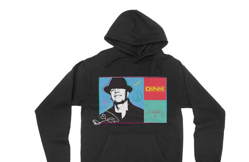 Autographed Campaign Hoodie