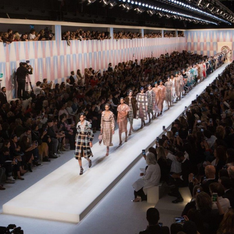 Two Seated Tickets to the Fendi F/W 2018/19 Fashion Show