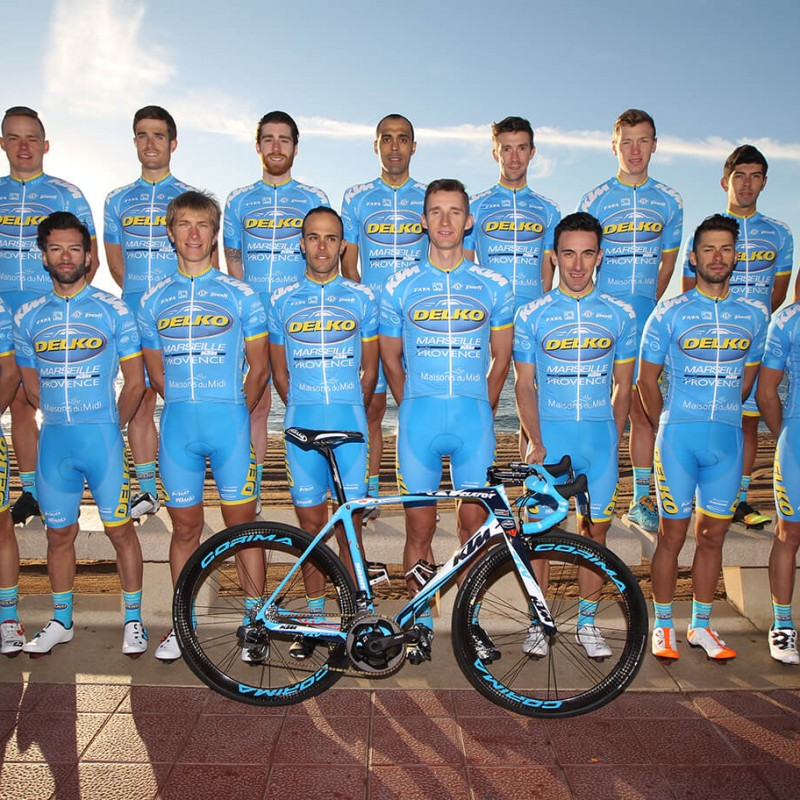 Delko Marseille Provence KTM Team Race Vest