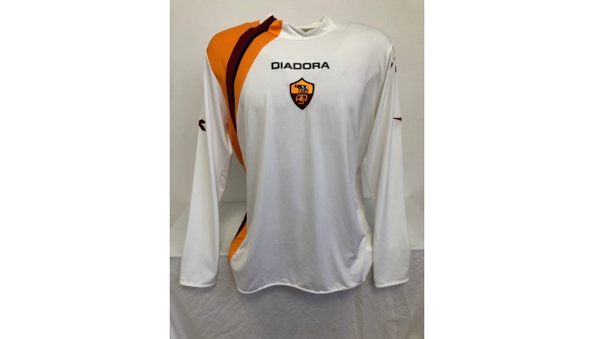 Totti's Official Roma Signed Shirt, 2005/06