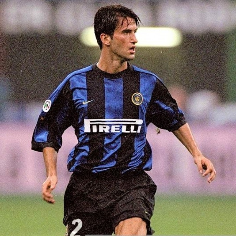 Panucci's Inter Match Shirt, 1999/00