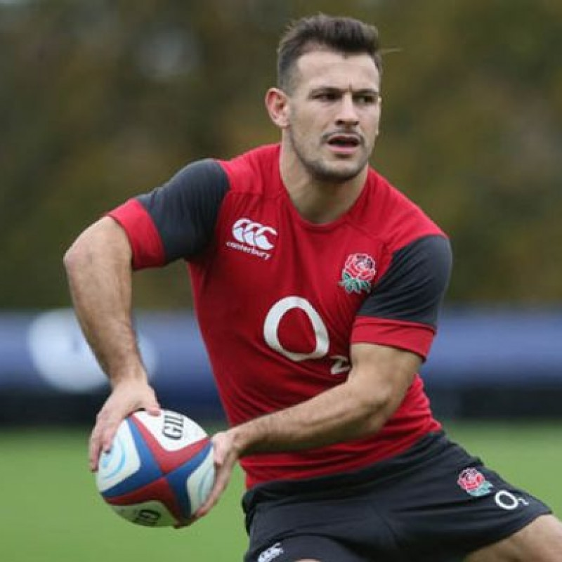 Danny Care Signed Shirt