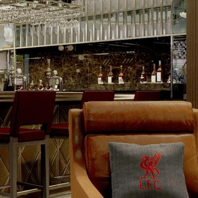 Liverpool v Watford - VIP Boardroom & Directors Box Experience for 2 People