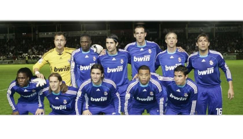 Maglia Ufficiale Cannavaro Real Madrid, 2008/09 - Autografata ...