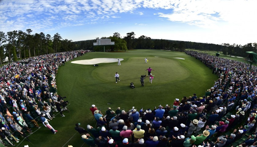 Masters Tournament in Augusta - The Birdie Experience