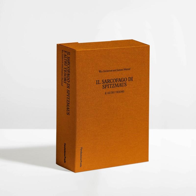 """Catalogue of Exhibition """"Il sarcofago di Spitzmaus e altri tesori"""" - Limited Edition"""