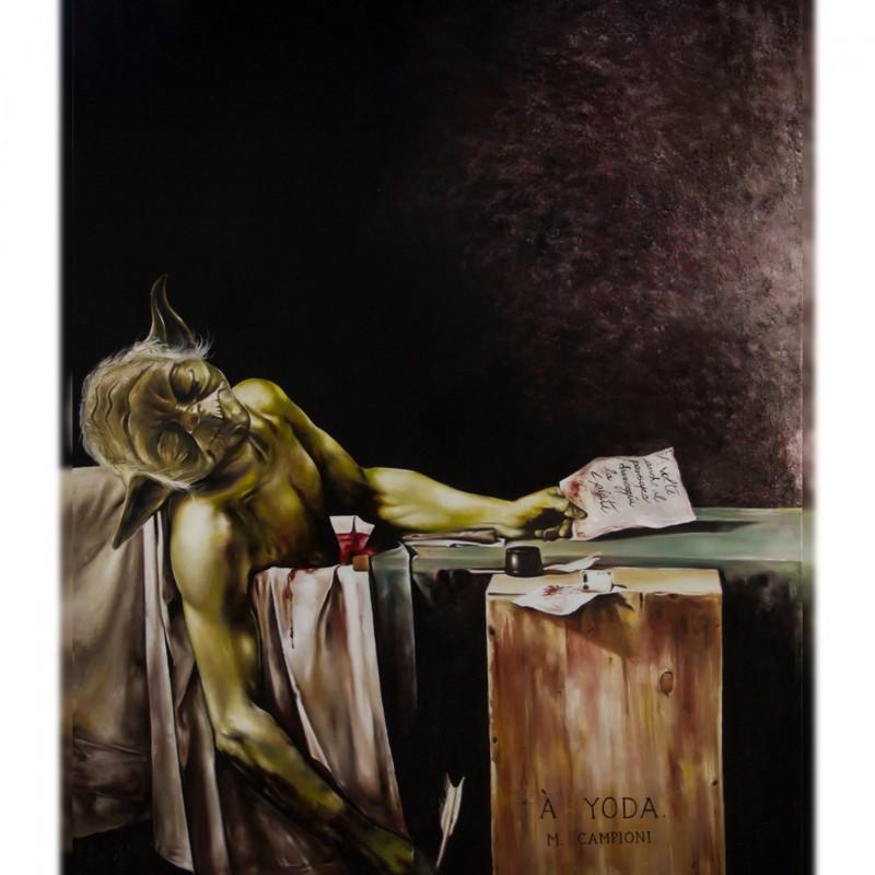 """La Morte del Saggio"" by Mirco Campioni"