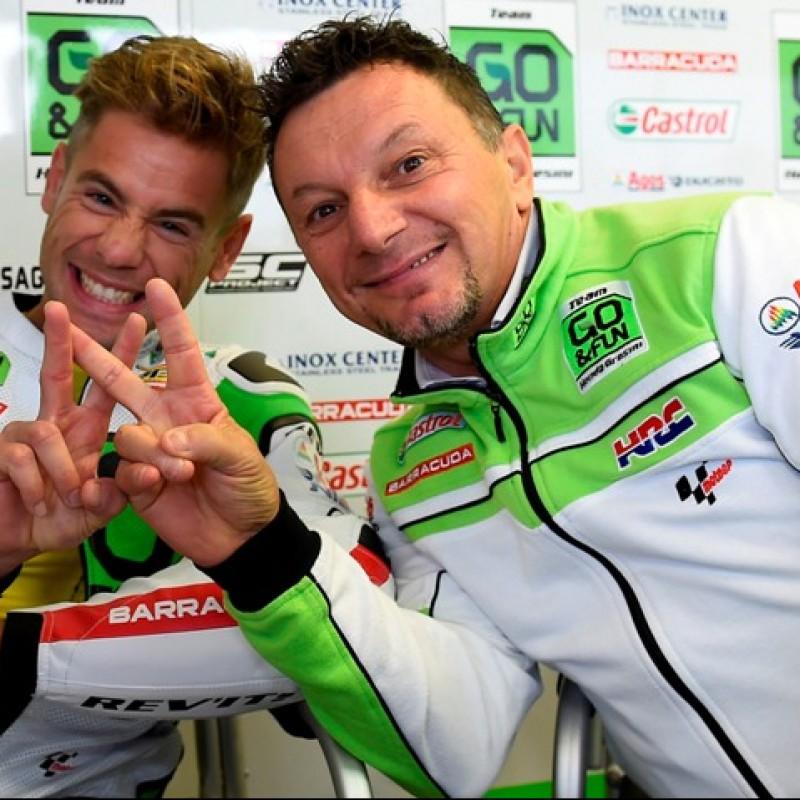 Team Go&Fun Honda Gresini Fleece