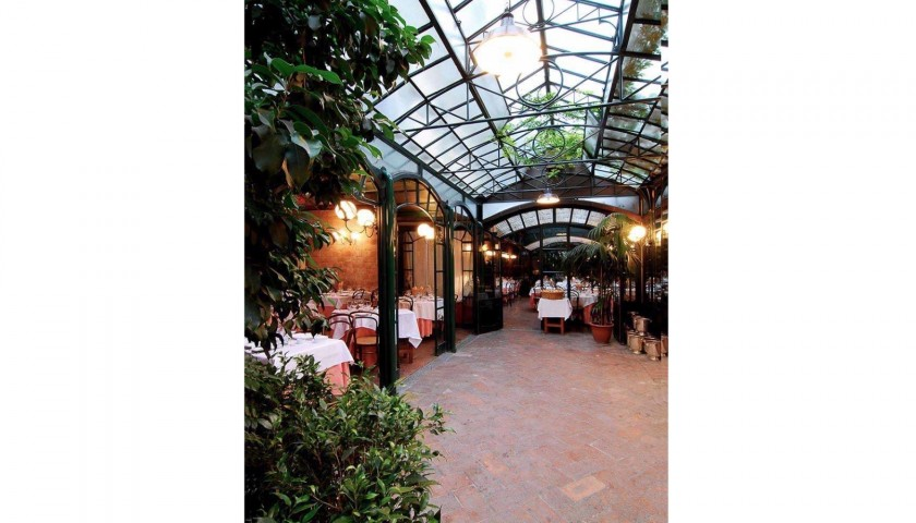 Attend a photo Shoot with Giovanni Gastel + Lunch at Osteria Del Binari