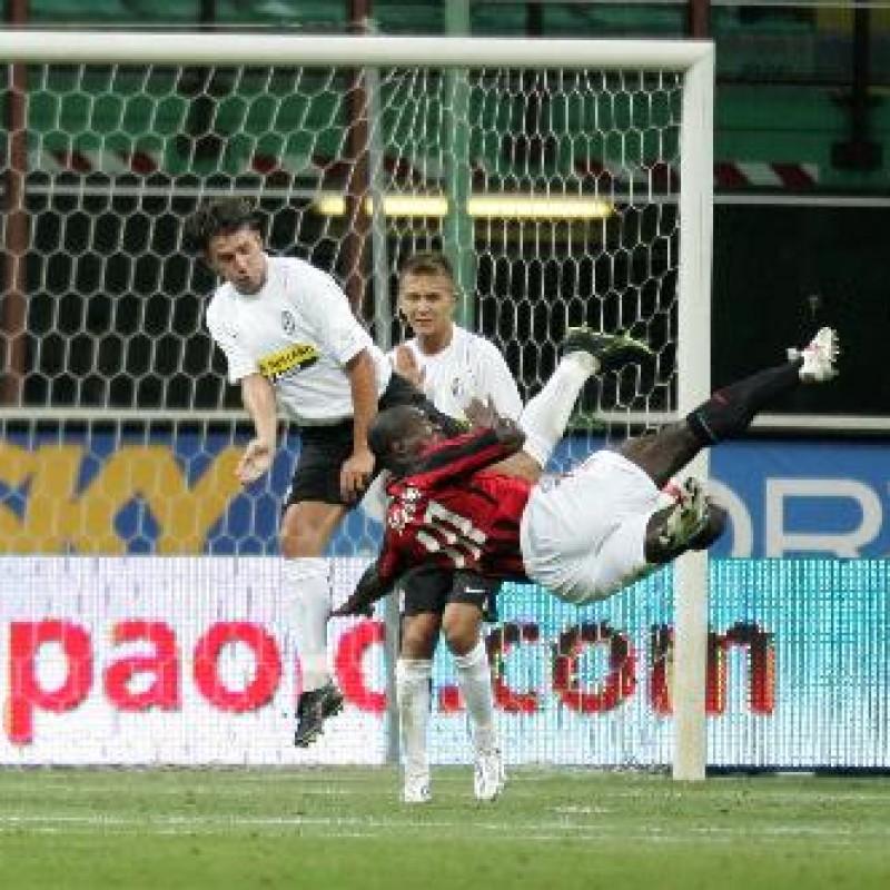 Maglia gara Zebina Juventus, Limited Edition Preseason 2007/08
