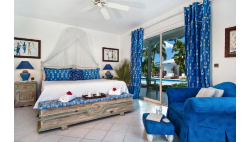 St. Martin Private Villa for 8