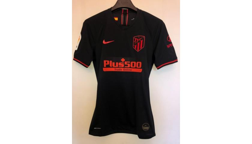 Lodi's Atletico Madrid Match Shirt, Liga 2019/20